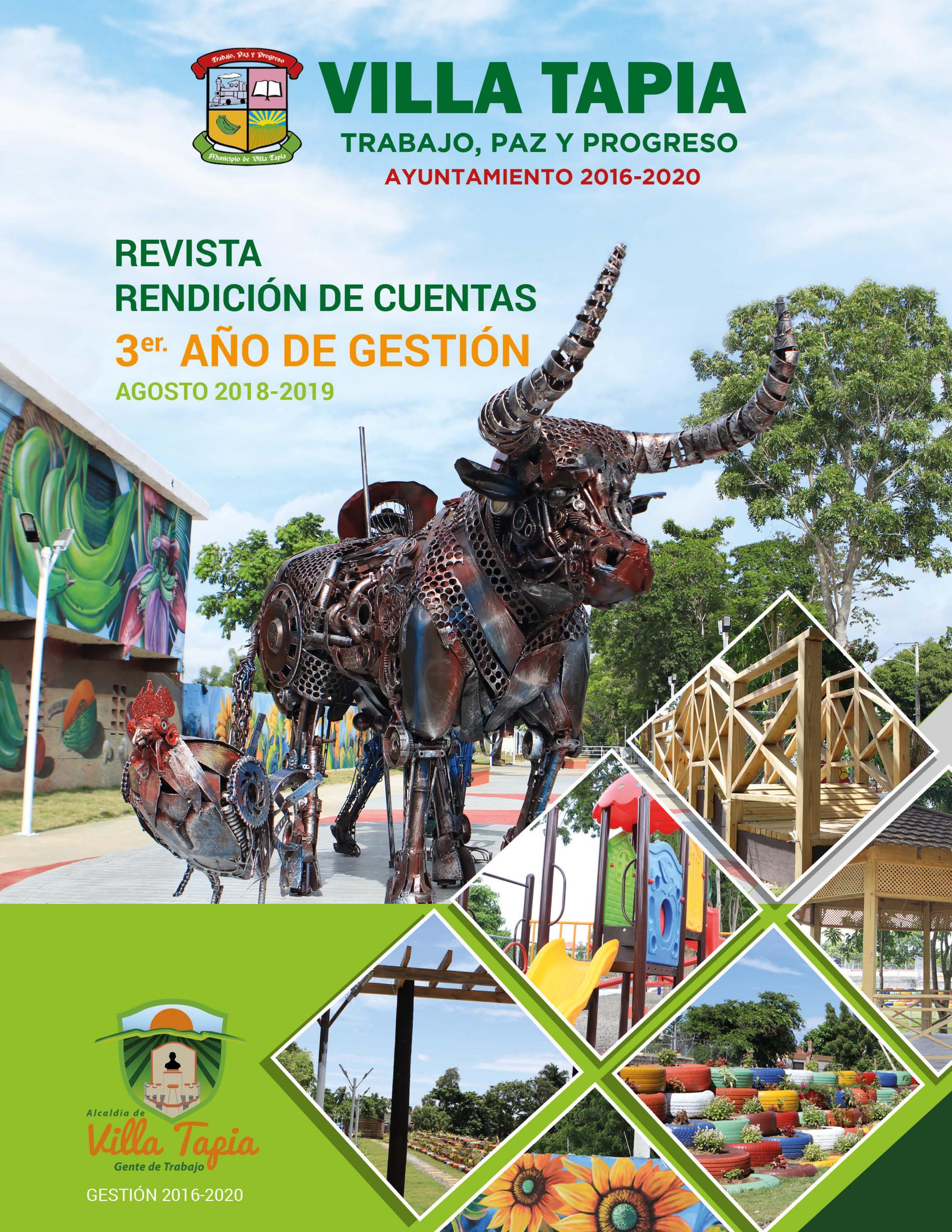 Revista correspondiente 2018-2019