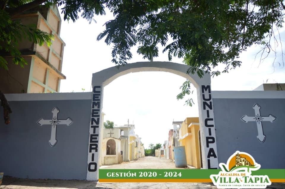 Cementerio Municipal Galindo